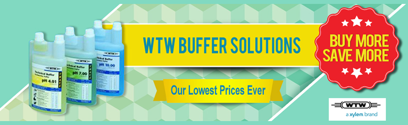 Save More With WTW Buffer Solutions