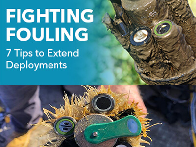 7 tips fight fouling extending water quality sonde deployment