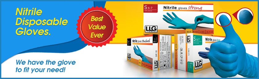 Nitrile Gloves - We have the glove to fit your need! Lab Unlimited is a leading supplier of nitrile gloves