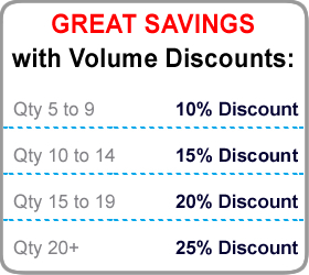 Save More With WTW Buffer Solutions Volume Discounts