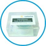Membrane filters, blotting, Polycarbonate
