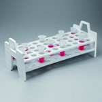 Tube Rack for 5ml centrifuge tubes, PP
