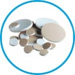 Septa PTFE/Silicone, ND15, ND20