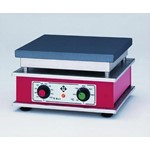 Hotplates with power control