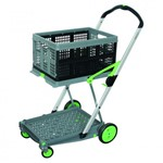 Laboratory Trolley clax Mobil comfort with Box