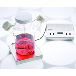 Magnetic stirrer for cell cultures with external control, bioMIXdrive 1/2/3/4