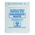 LLG-Autoclavable Bags, PP, with Biohazard printing