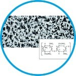 Membrane filters type 111, cellulose acetate, sterile