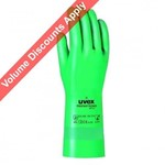 Uvex Nitrile Gloves Profastrong NF33 6012202