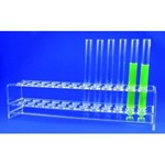 Schaefer Test Tube Stands Plexiglass for 18mm 110206