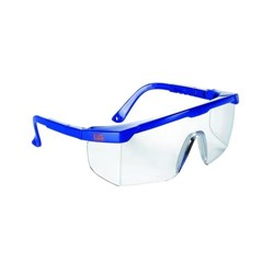 Safety Eyeshields Classic Blue LLG Labware 9006001