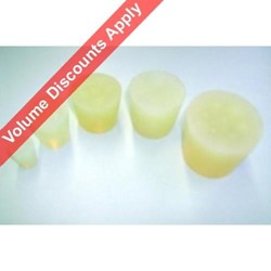 Deutsch and Neumann Silicone Rubber Stoppers 79 x 92 x 65mm 1010579