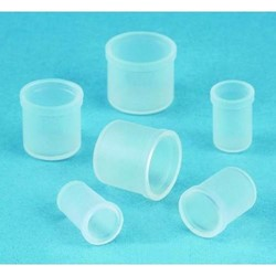 Kleinfeld Test Tube Caps Silicone Type 10 3162010